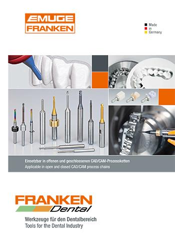 FRANKEN Dental Katalog - Werkzeuge für den Dentalbereich
