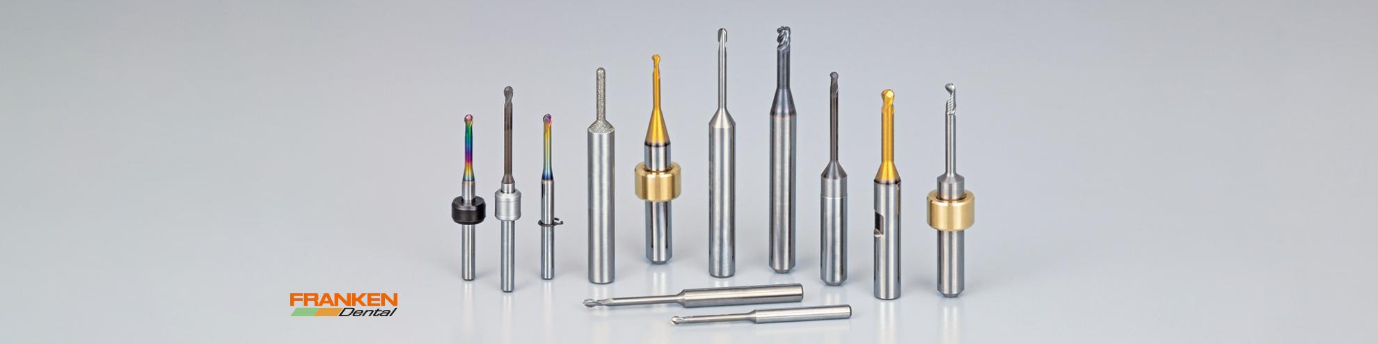 Franken Dental Werkzeuge Gruppenfoto